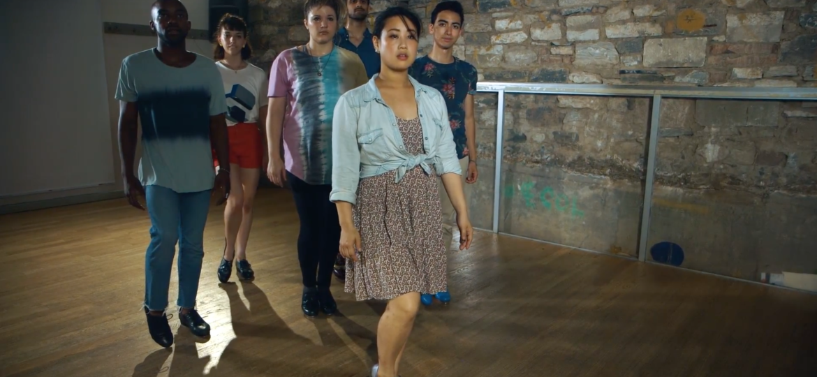"""Why We Tell This Story"" (from ""Once on This Island"") Tap Dance Cover"